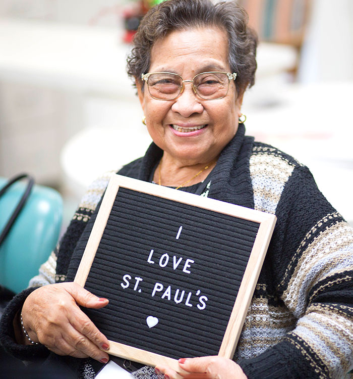 St. Paul's Senior Services Mission and Vision