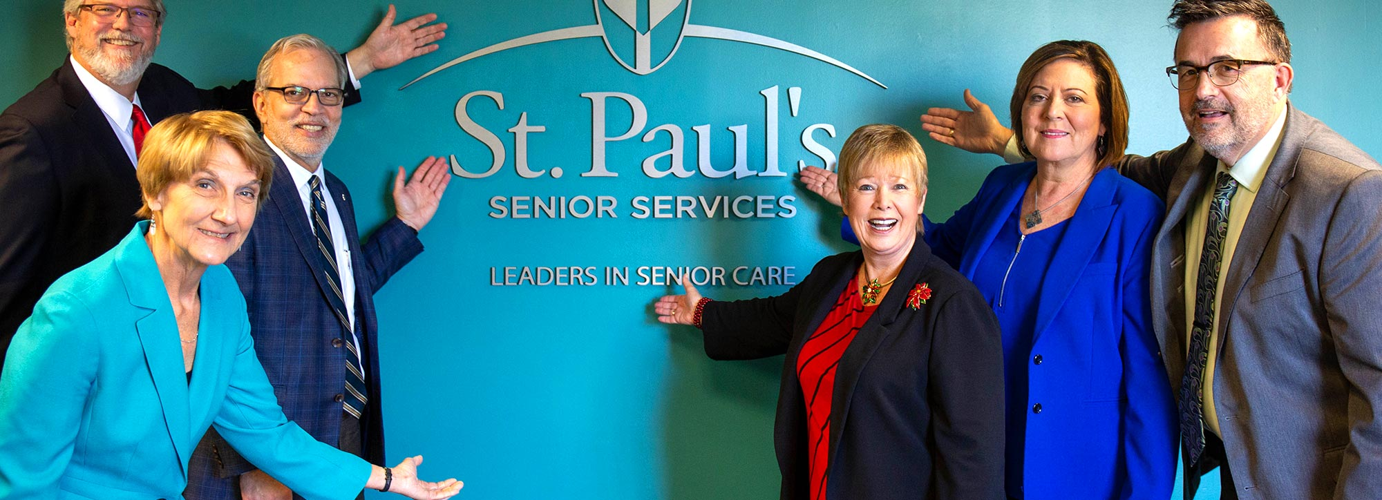About St. Paul's Senior Services