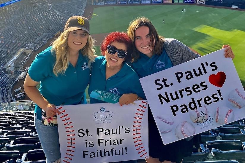 St. Paul Nurse Padres