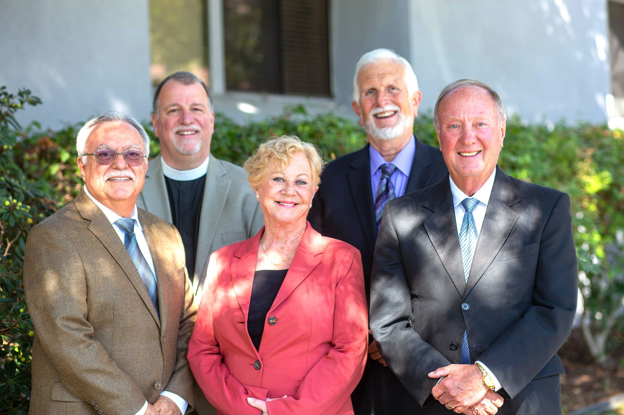 meet our chaplains