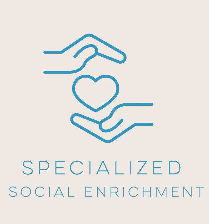 specialize social enrichment dementia or Alzheimer's