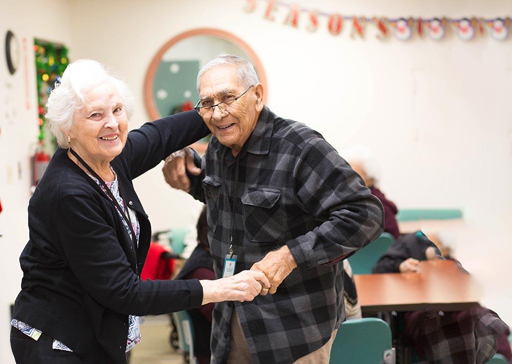St. Paul's Senior Day Enhances Quality of Life