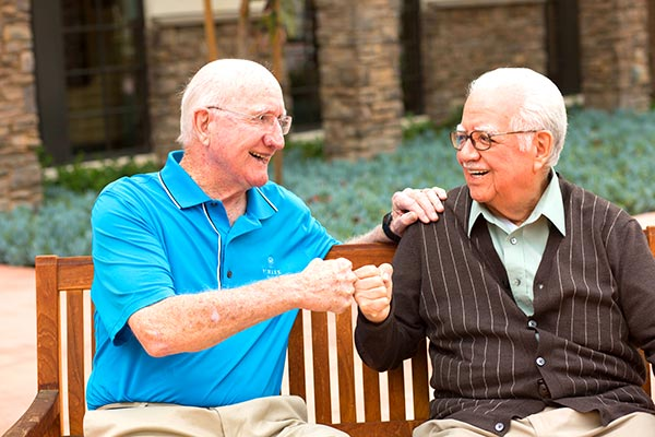 assisted living Social Interaction & Community