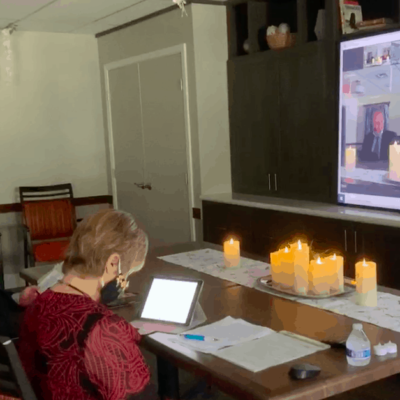 St. Paul's Senior Services in conjunction with Global Aging Network (GAN) Hosts Virtual Candlelight Vigil to spotlight Seniors during Pandemic