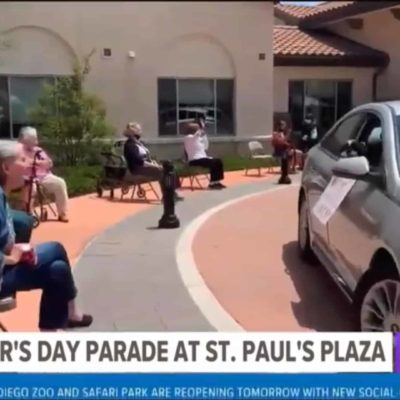 Father's Day Parade at St. Paul's Plaza Media Coverage