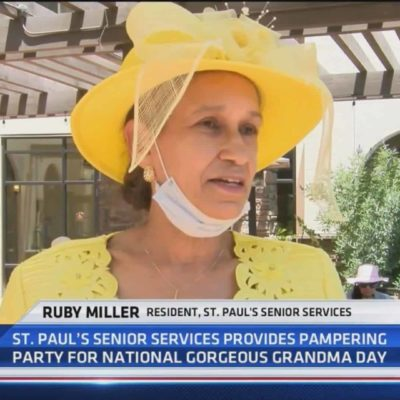Gorgeous Grandma Day Media Coverage 2020