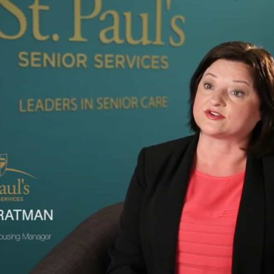Kim Stratman Becomes Administrator for St. Paul's Plaza