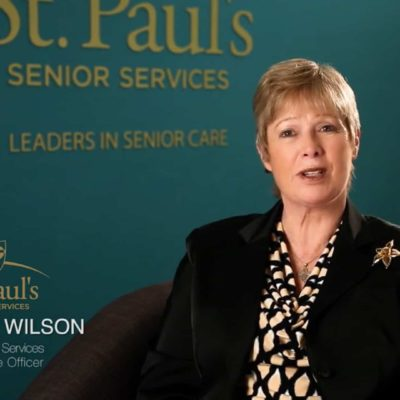 SD Times Magazine interview with Cheryl Wilson, RN and CEO – St. Paul's Senior Services