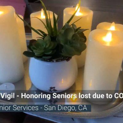 SPSS Candlelight Vigil
