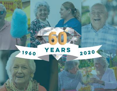 St. Paul's Senior Services Celebrates its 60th Anniversary
